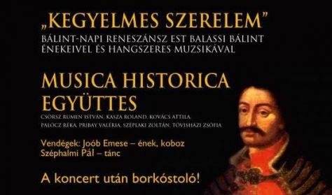 Bálint napi XIII. Balassi est