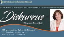 Diskurzus - Jakupcsek Gabriellával