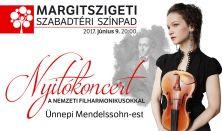 Nyitókoncert a Nemzeti Filharmonikusokkal - sztárvendég: Hilary Hahn hegedűművész