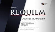 Budafoki Dohnányi Ernő Zenekar, Mozart: Requiem