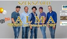 Alma Koncert Szekszárdon