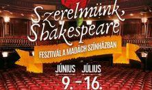 Shakespeare monológok a férfiakról