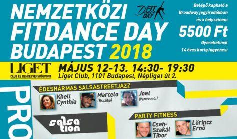 Nemzetközi FitDance Day Budapest 2018