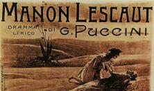 Puccini: Manon Lescaut - Opera vetítés