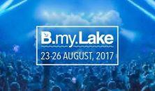 B.my.LAKE Fesztivál - Lakókocsi kempingjegy