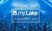 B.my.LAKE Fesztivál - BeachFront KEMPINGJEGY