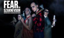DEKK Színház - Vinnai András: Fear The Szaknévsor