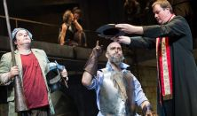 LA MANCHA LOVAGJA - musical két részben - A József Attila Színház előadása