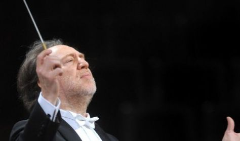 Riccardo Chailly és a Filarmonica della Scala