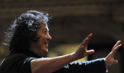 Muhai Tang és a Sanghaji Filharmonikus Zenekar