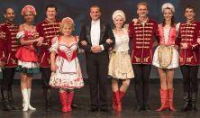 Operett nagykoncert 2 részben a Kalocsai Színház előadásában