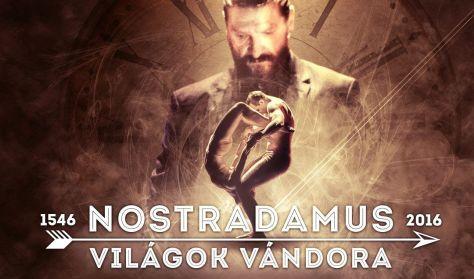ExperiDance: Nostradamus- Világok vándora