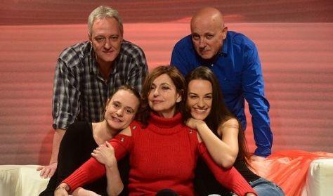 Yasmina Reza: Egy spanyol darab