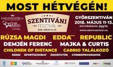 Szentiváni Fesztivál 2018 / Bérlet - 3 napos