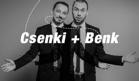 """""""A SZEX a lelke mindennek?"""" - Benk Dénes és Csenki Attila közös estje, vendég: Tóth Edu"""