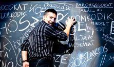 A FÉRFIAGY - AVAGY NINCS ITT VALAMI ELLENTMONDÁS? - egyszemélyes vígjáték -A Thália Színház előadása