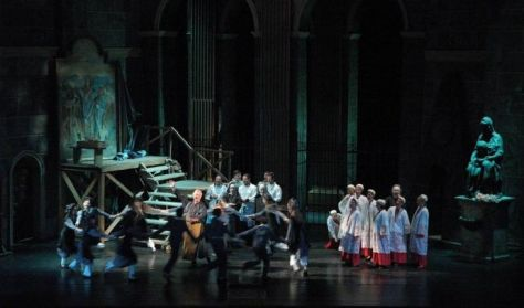 MET 2017/2018 Puccini: Tosca
