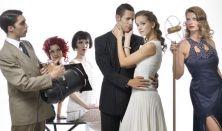 A NAGY GATSBY romantikus pop art táncjáték