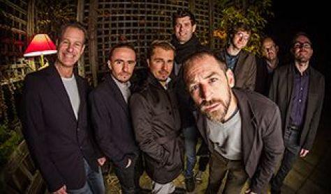 Kéknyúl Hammond Band