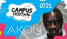 Campus Fesztivál 2018 napijegy (3. nap)