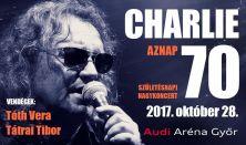 CHARLIE • AZNAP • 70 • Születésnapi Nagykoncert