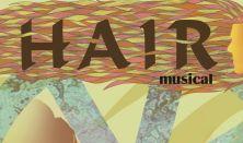 HAIR a GÖFME előadásában - zenés, táncos színpadi előadás