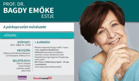 Prof. Dr. Bagdy Emőke / A párkapcsolat művészete