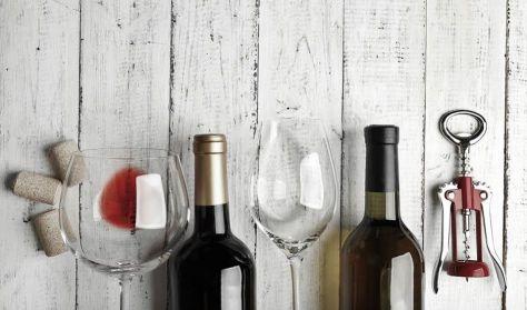 Bor etikett-A borkóstolás illemtana