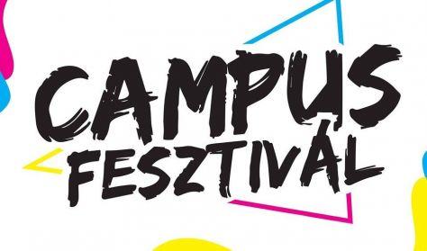Campus Fesztivál 2018 VIP napijegy (1. nap)