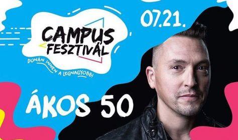 Campus Fesztivál 2018 VIP napijegy (3. nap)