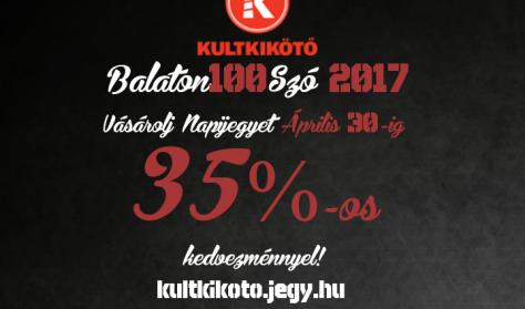 Balaton100szó