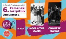 Paloznaki Jazzpiknik / Kool & the Gang – Aug. 3., nulladik nap