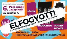 Paloznaki Jazzpiknik / Napijegy, péntek – Aug. 4.
