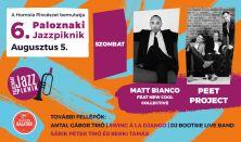 Paloznaki Jazzpiknik / Napijegy, szombat– Aug. 5.