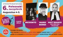 Paloznaki Jazzpiknik / 2 napos bérlet – Aug. 4-5.