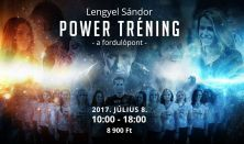 Lengyel Sándor - POWER TRÉNING - A Fordulópont