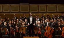 Chicagói Ifjúsági Szimfonikus Zenekar (USA) Vezényel: Allan Tinkham