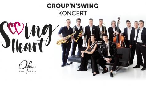 SwingHeart – Group'n'Swing Koncert