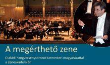 Budafoki Dohnányi Ernő Zenekar, A megérthető zene, Liszt: h-moll szonáta, Fülei Balázs – zongora