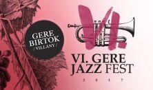 VI. Gere Jazz Fesztivál / Napijegy szombat