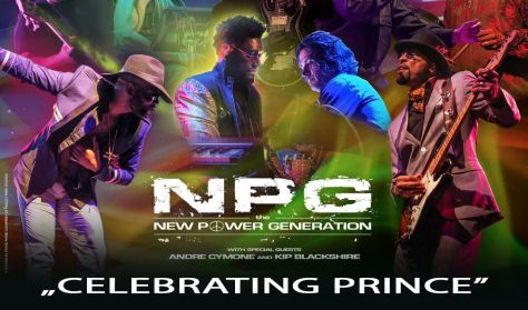 THE NEW POWER GENERATION-CELEBRATING PRINCE