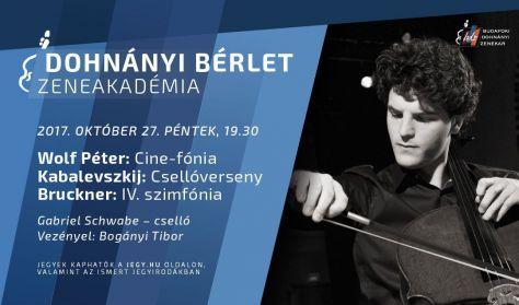 Budafoki Dohnányi Zenekar, Vezényel: Bogányi Tibor