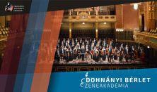 Budafoki Dohnányi Zenekar, Liszt, Dan-Hung Wang, Bartók, Vez. Yu-An Chang
