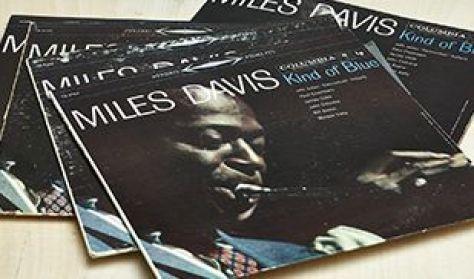 MAO Exkluzív-Miles Davis - Kind of Blue