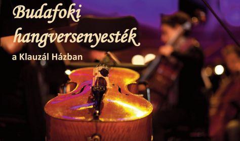 Budafoki Dohnányi Zenekar, C. Ph. E. Bach, Barber, Sibelius, Vez. Kornel Laszlo Thomas