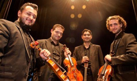 Kállai Kvartett - A Weiner Leó Országos Kamarazene Verseny győztese