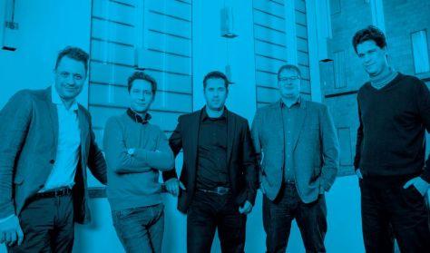 A Studio 5 szerzői estje. Bella-Virágh-Solti-Varga-Kutrik