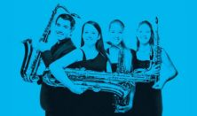 Ebonit Saxophone Quartet és Szabó Marcell