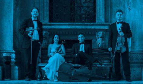 Accord Quartet – Kodály-kvartettek - Kodály 2017
