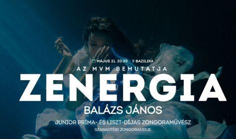 ZEnergia, Balázs János szabadtéri zongoraestje